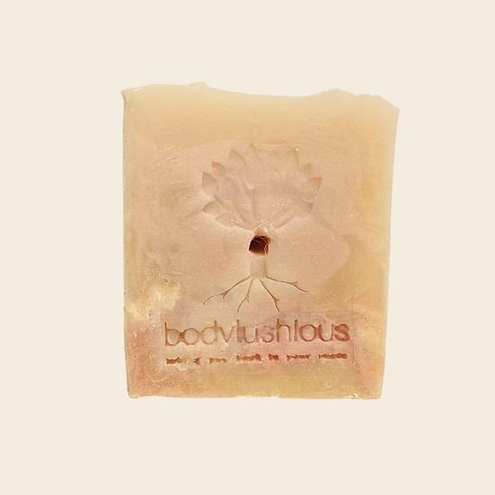 Rose Geranium Shampoo Bar