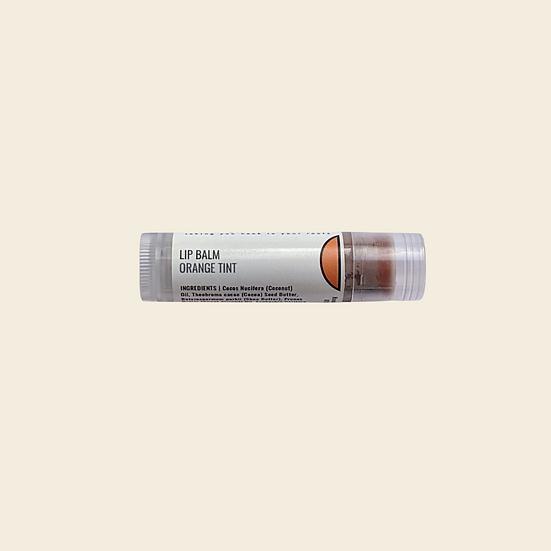 Orange Tint Lip Balm