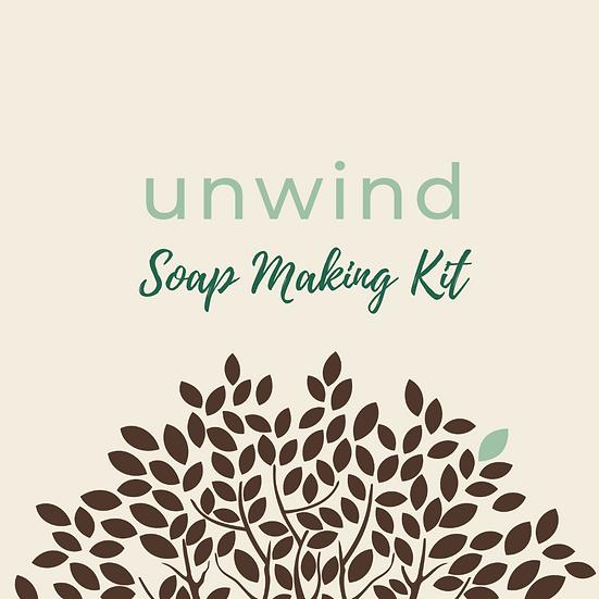 Unwind Soap Making Kit