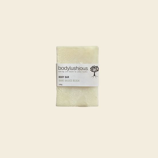Bare Basics Body Soap Bar