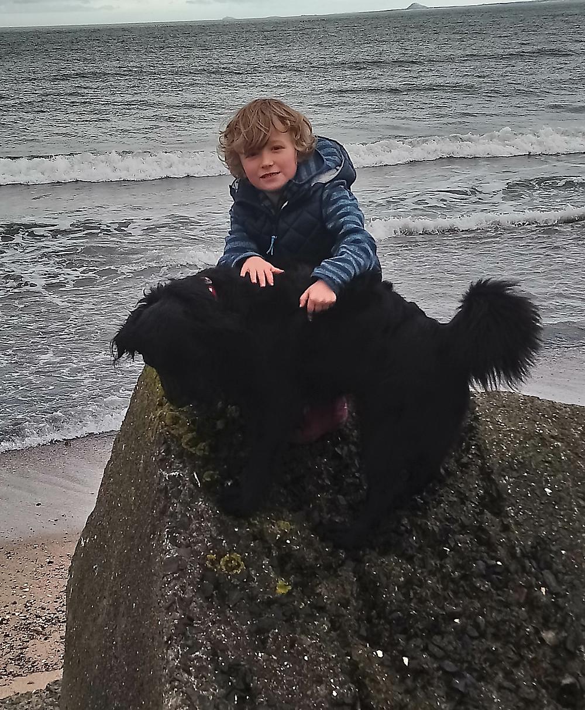 Poppit & Pooch (Aira)...best of mates