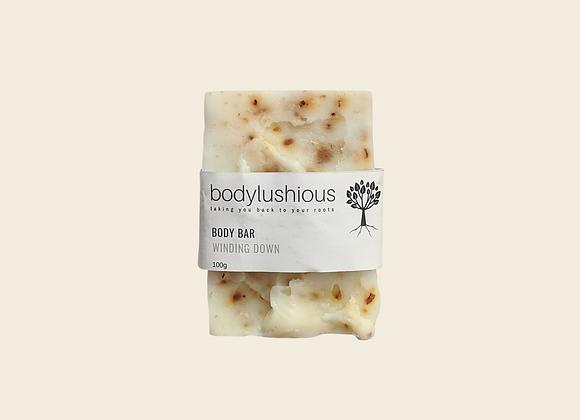 Winding Down Body Soap Bar