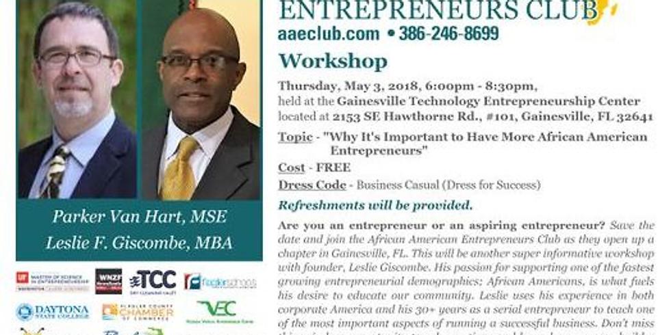 African American Entrepreneurship Club