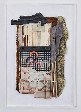 Sarah Feinmann, Venetian Barrier (2019).