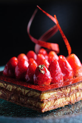 Strawberry Mille Feuilles