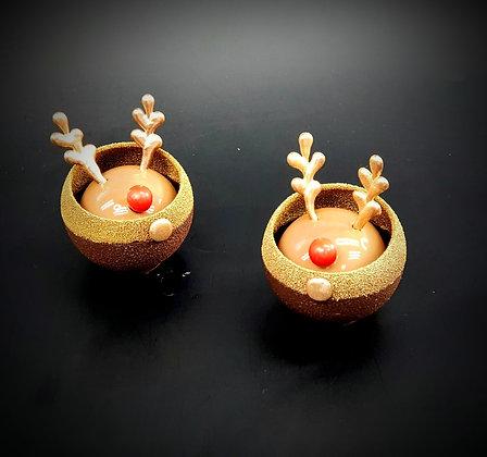 Petit Gateau - Reindeer