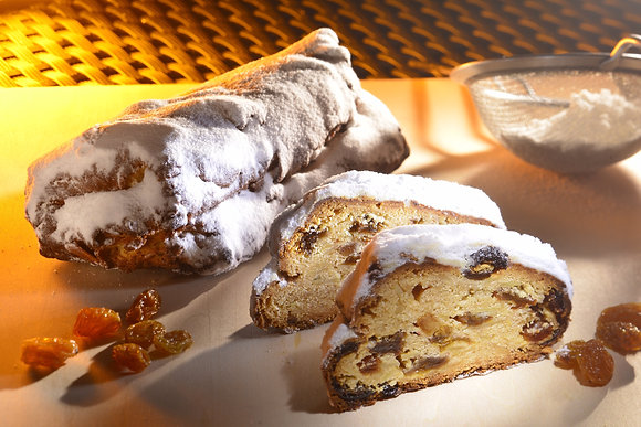 Chef Thomas's  Signature Christmas Stollen 500G