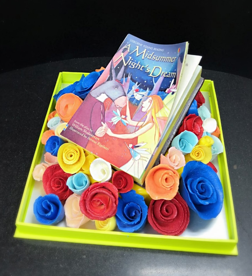 Cake with Choco Book