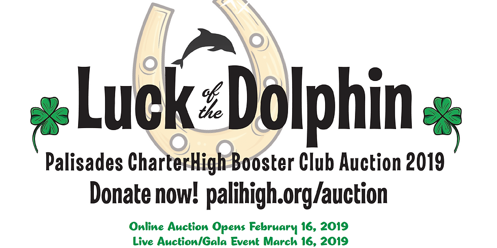Luck of the Dolphin Live Auction and Gala Party