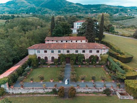 Giulia & Luca - Matrimonio a Villa Bruguier