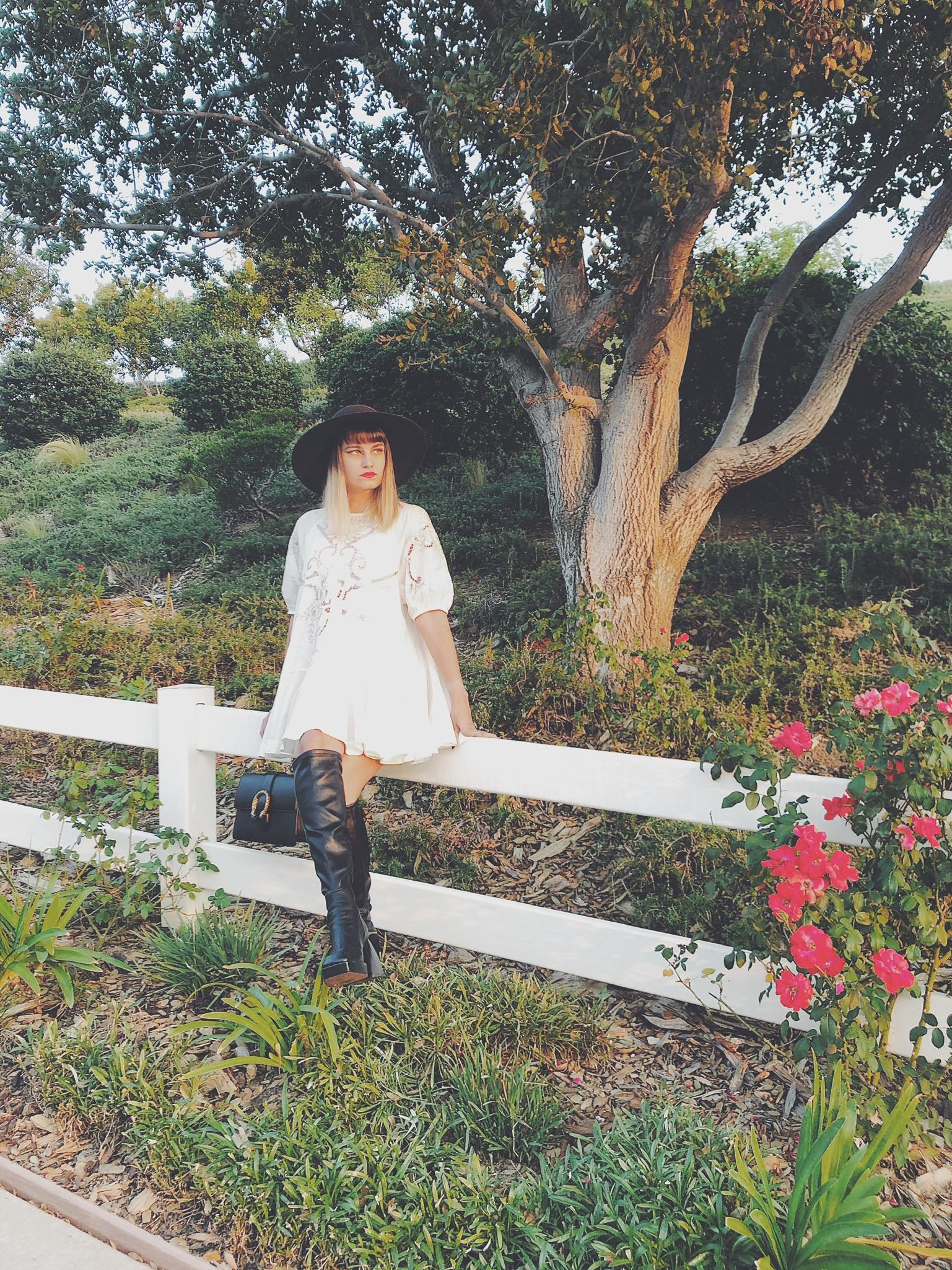 Annie Claire Hudson for Charlie Girls Magazine