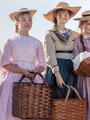 Spring Trends Are A Throwback To Little Women