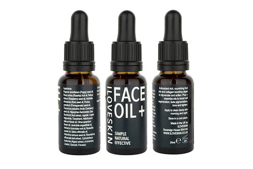 FACE OIL +