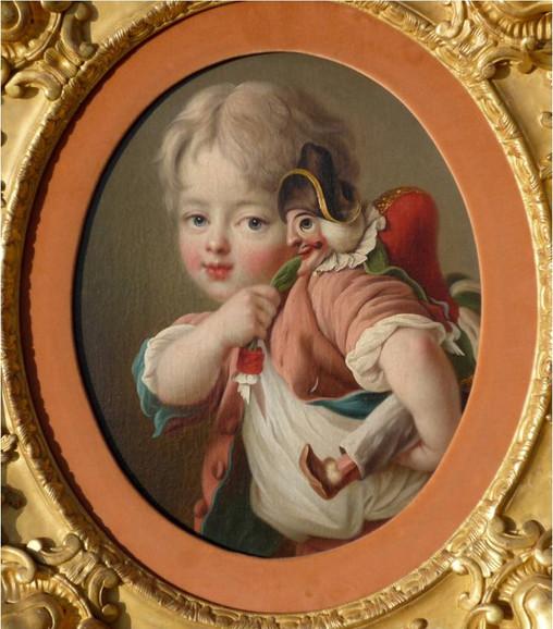 François-Hubert Drouais ( 1727-1775)