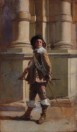 Ernest Meissonier ( 1815-1891)