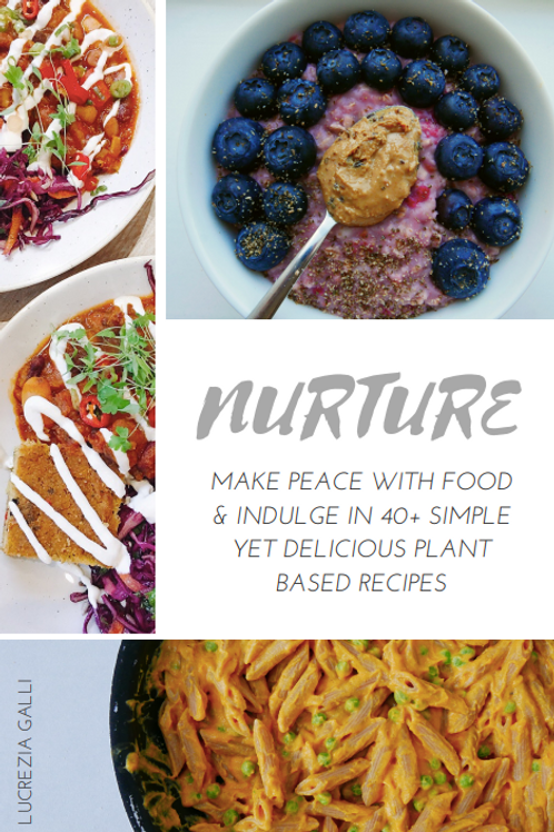 NURTURE - enjoy & indulge in 40+ delicious