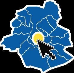 Bruxelles social logo