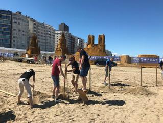 Solidarity on the beach