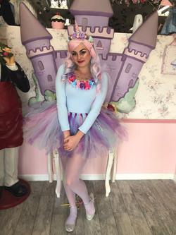 Shayli as Unicorn Princess