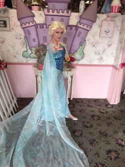 Mai as Ice Queen