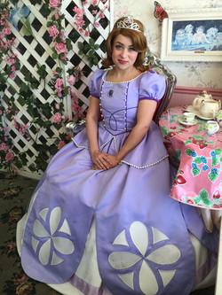 Rumor as Princess Sophia