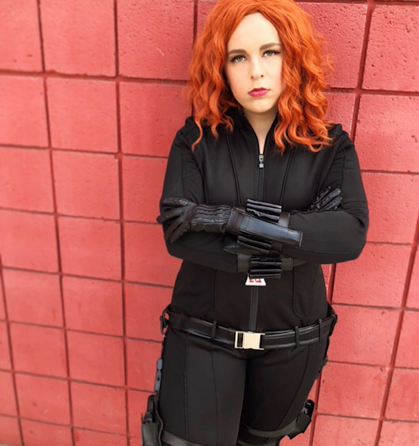 Rylee as Widow