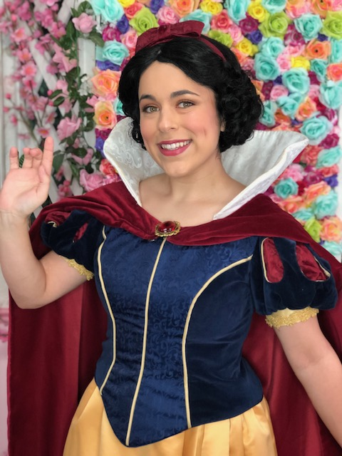 Rylee as Snow White