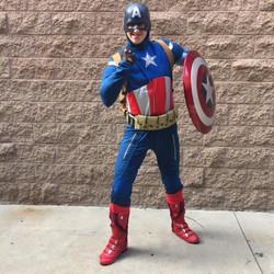 James as American Hero