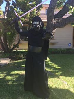 John as Sith