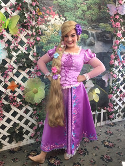 Serenity as Rapunzel