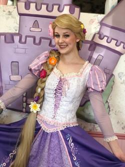 Mira as Rapunzel