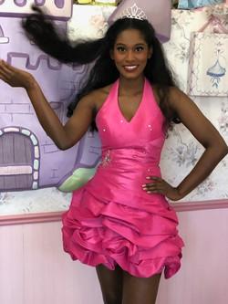 Kumari as Barbie