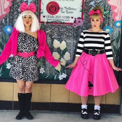 Becky & Rylee LOL Dolls