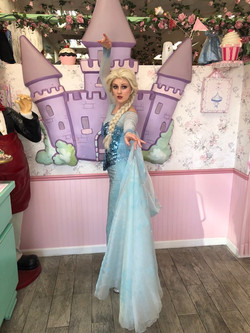 Mira as Snow Queen