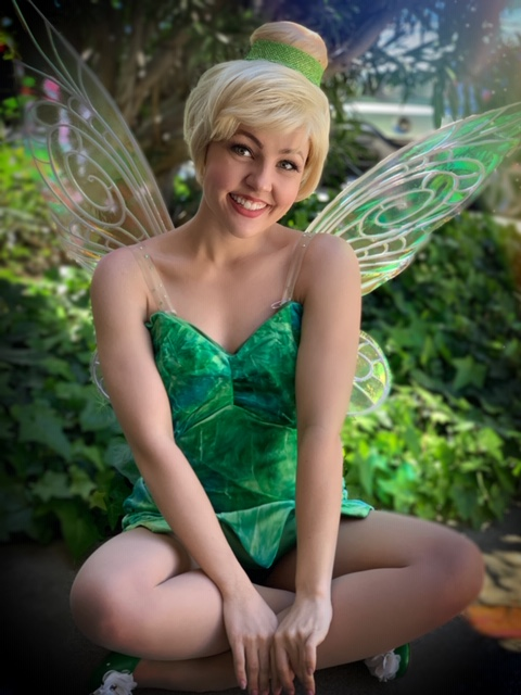 Brenna as Tink