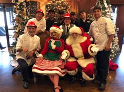 Santa Mike, Serenity as Mrs Claus