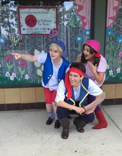 Neverland pirates