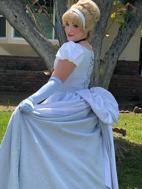 Serenity as Cinderella