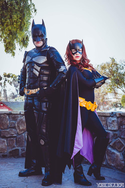 Batman & Bat Girl