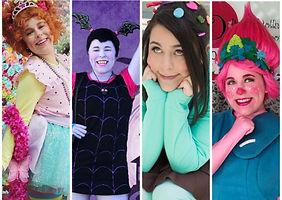 Preschool Characters