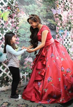 Rebecca as Crown Princess