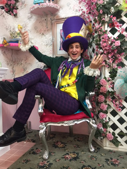 James as Hatter