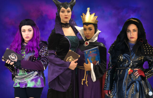 Maleficent & Evil Queen