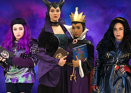 Villains Rumor, Mira, Imari, Rylee
