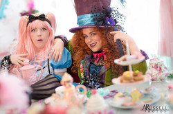Mai as Alice Rylee as Hatter