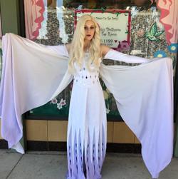 Mira in Spirit Dress