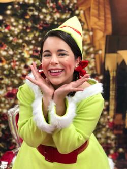 Rylee as Elf