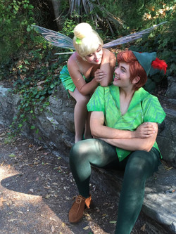 Peter and Tink