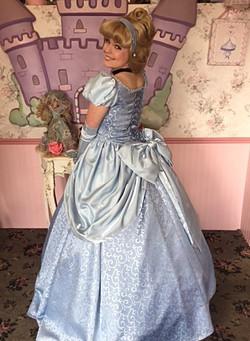 Mai as Cinderella