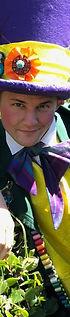 Josh as Hatter